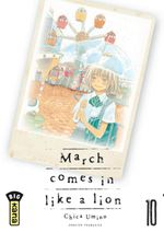 Couverture March Comes in Like a Lion, tome 10