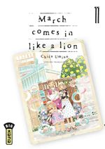 Couverture March Comes in Like a Lion, tome 11