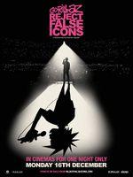 Affiche Gorillaz: Reject False Icons