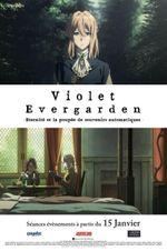Affiche Violet Evergarden : Eternité et la poupée de souvenirs automatiques