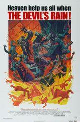Affiche La Pluie du diable