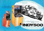 Jaquette Indy 500