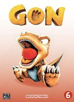Couverture Gon, tome 6