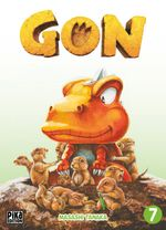 Couverture Gon, tome 7