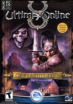 Jaquette Ultima Online : Age of Shadows