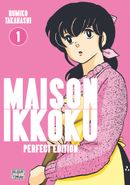 Couverture Maison Ikkoku (Perfect Edition), tome 1