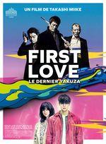 Affiche First Love, le dernier Yakuza