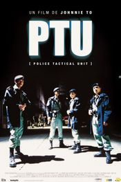 Affiche PTU (Police Tactical Unit)