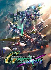 Jaquette SD Gundam G Generation Cross Rays