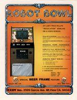 Jaquette Robot Bowl
