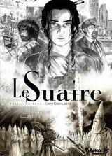 Couverture Le Suaire (Tome 3-Corpus Christi, 2019)