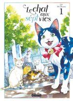 Couverture Le Chat aux sept vies, tome 1
