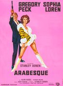 Affiche Arabesque