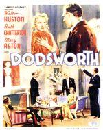 Affiche Dodsworth