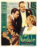 Affiche Le Vandale