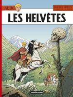 Couverture Les Helvètes - Alix, tome 38