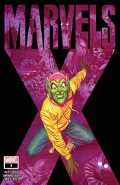 Couverture Marvels X