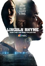 Affiche Lincoln Rhyme: Hunt for the Bone Collector