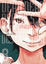 Couverture Dead Dead Demon's DeDeDeDe Destruction, tome 8