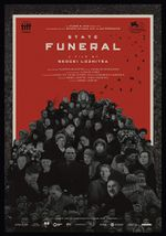 Affiche Funérailles d'État