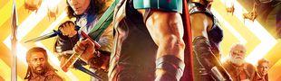 Affiche Thor : Ragnarok