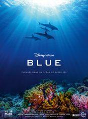 Affiche Blue