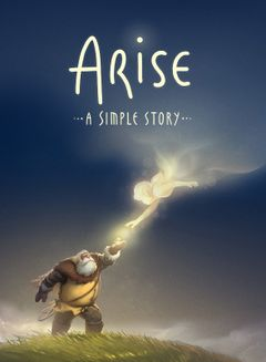 Jaquette Arise: A Simple Story