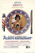 Affiche Alice's Restaurant
