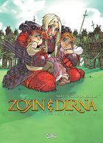Couverture Familles décomposées - Zorn & Dirna, tome 4