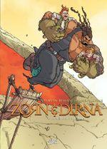 Couverture Le Dauphin et le renard - Zorn & Dirna, tome 2