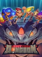 Jaquette Exit the Gungeon