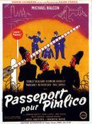 Affiche Passeport pour Pimlico