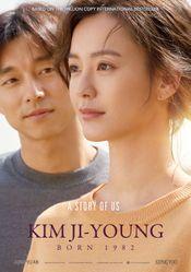 Affiche Kim Ji-young, Born 1982