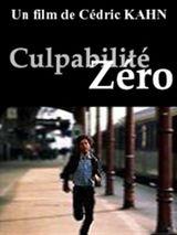 Affiche Culpabilite Zero