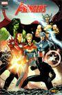 Couverture Agents du Wakanda - Avengers (Marvel France 6e série), tome 7