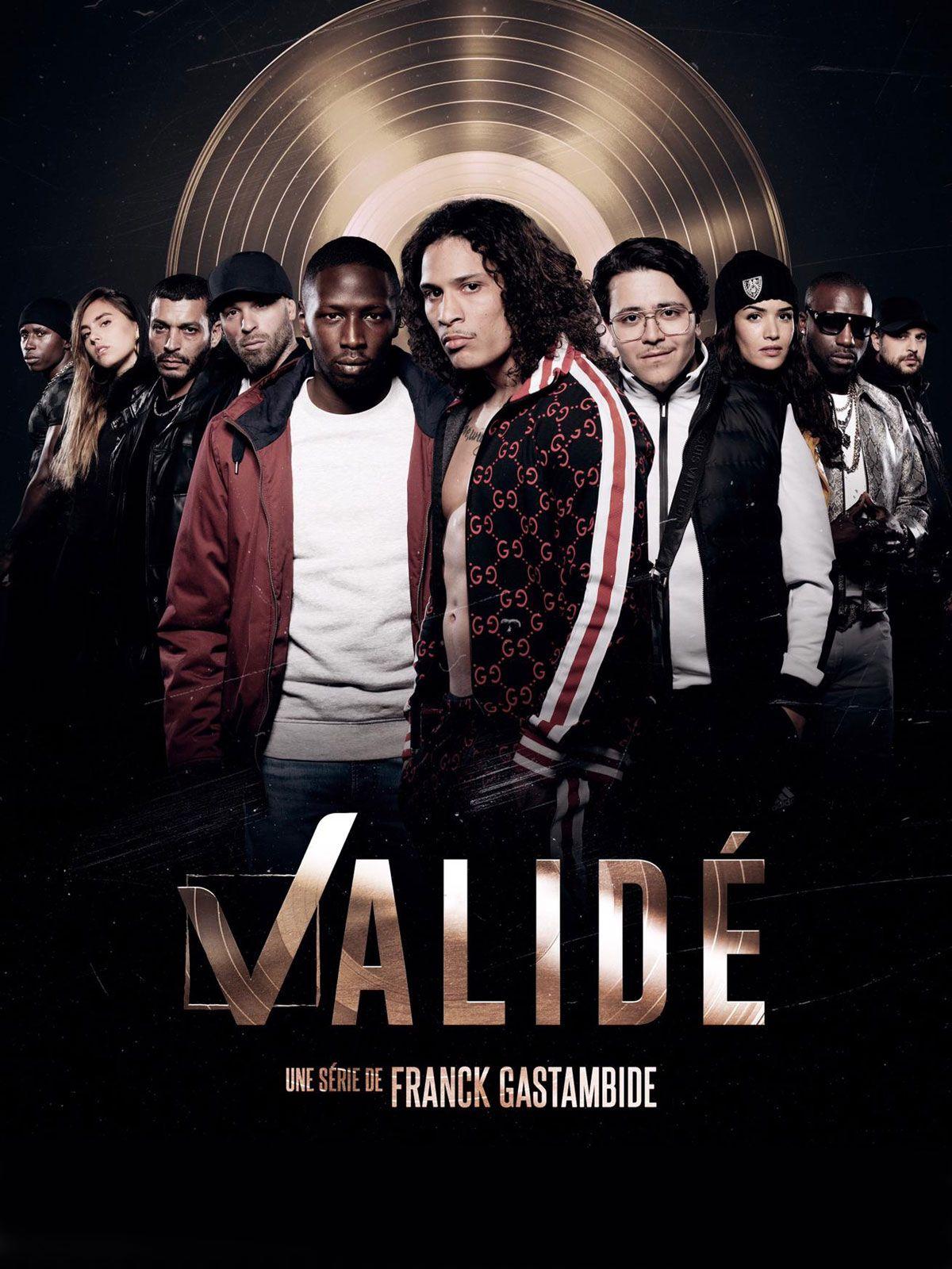 Validé - Série (2020) - SensCritique