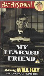 Affiche My Learned Friend