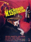 Affiche M.15 demande protection