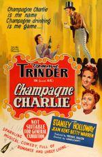 Affiche Champagne Charlie