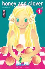 Couverture Honey and Clover