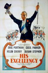 Affiche His Excellency