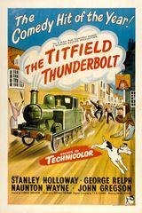 Affiche Tortillard pour Titfield