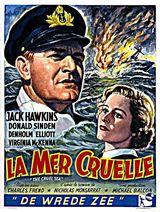 Affiche La Mer cruelle