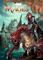 Couverture Arundill - Mages, tome 4