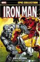 Couverture Iron Man Epic Collection: Duel of Iron