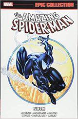 Couverture Amazing Spider-Man Epic Collection : Venom