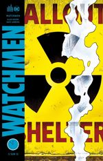 Couverture Watchmen, tome 3