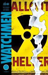 Couverture Watchmen, tome 3