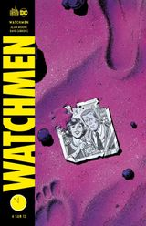 Couverture Watchmen, tome 4