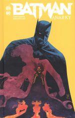 Couverture Batman : Anarky